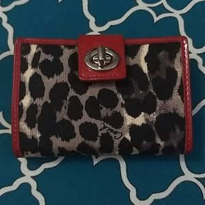 Coach Business Card/Credit Card Case/Wallet